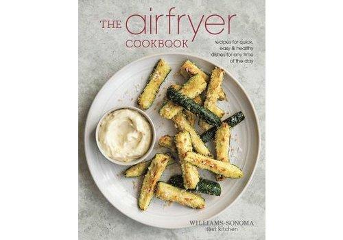 Weldon Owen The Air Fryer Cookbook