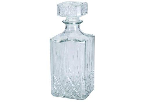 Whiskey / Wodca karaf glas (0.9 l)