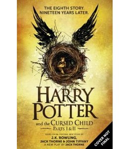JK ROWLING<br /> <br />  Harry Potter and the Cursed Child - Parts One and Two
