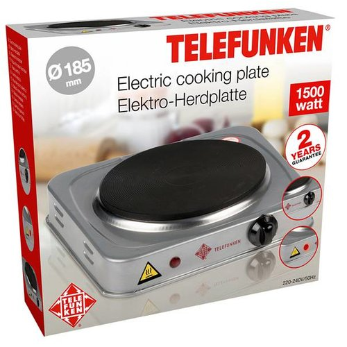Telefunken Elektrische kookplaat (1500W) 185 mm