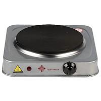 Telefunken Elektrische kookplaat (1000W) 155 mm Zilver
