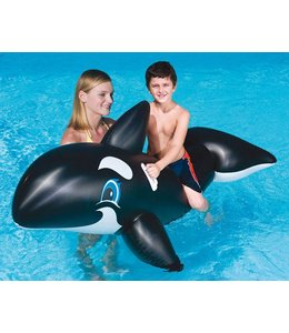 Bestway Opblaasbare reuze-walvis (203x102cm)