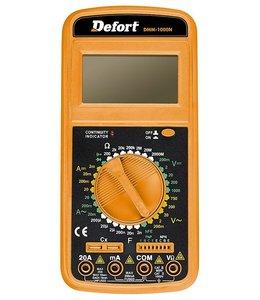 Defort DMM-1000N Digitale multimeter