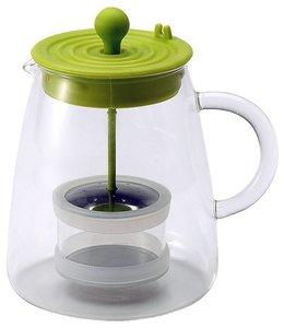 The Chef's Sauce Theepot met filter (0,8 liter)