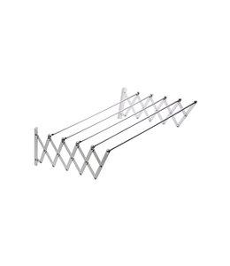 Protenrop Uittrekbaar stalen droogrek (100x70)