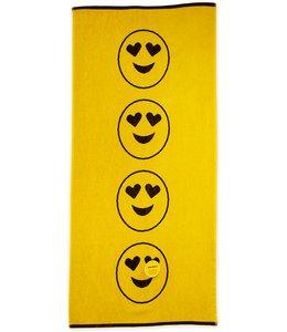 Emoticonworld Emoticon Strandlaken 150x75