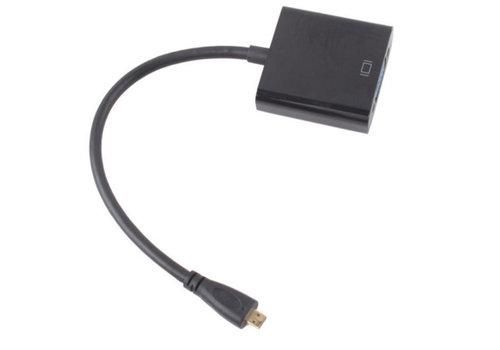 1080P HDMI Mini naar VGA Adapter