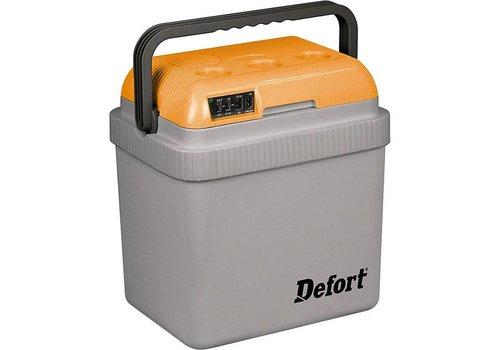 Defort DCF-12/230  Koelbox  Duo-Power. (12V / 230V)
