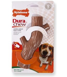 Nylabone durable chew hollow stick