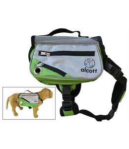 Alcott explorer adventure rugtas hond