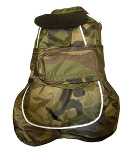Go walk jas thermal 2in1 camouflage