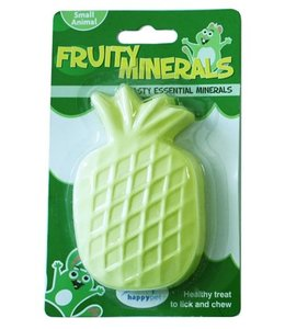 Happy pet fruity mineral ananas