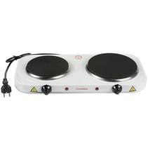 Elektrische Duo kookplaat 1000/1500W