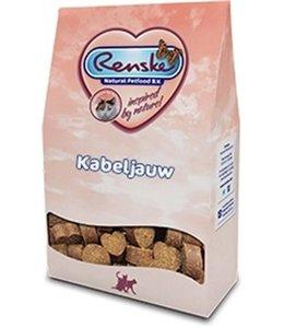 Renske gezonde beloning kat kabeljauw
