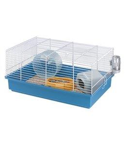 Ferplast hamsterkooi criceti 9 blauw