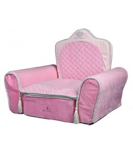 Trixie my princess troon roze