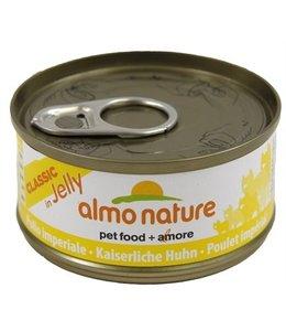 Almo nature cat imperiale kip in gelatine