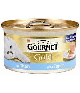 24x gourmet gold mousse tonijn/oceaan vis