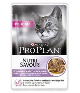 24x pro plan delicate cat kalkoen