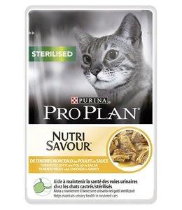 24x pro plan cat sterilised kip