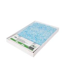 Scoopfree vervangingslade met blue crystal kattenbakvulling