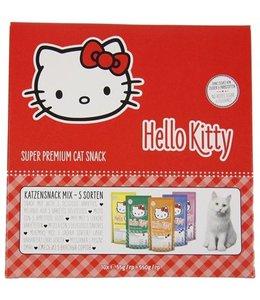 Hello kitty super premium katten snack multipack