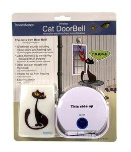 Innovadvance deurbel cat draadloos