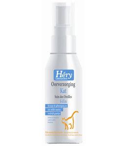 Hery kat oorverzorging