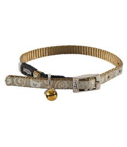 Rogz for cats sparklecat halsband goud