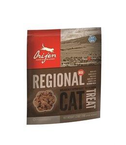Orijen gevriesdroogd kattensnoepjes regionals red