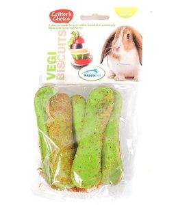 6x critter's choice vegi biscuit