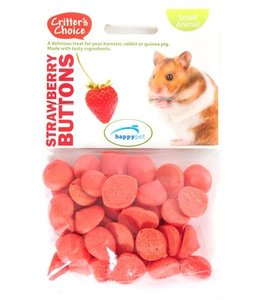 6x critter's choice strawberry buttons