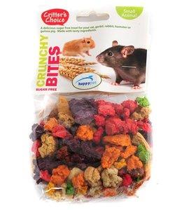 6x critter's choice crunchy bites