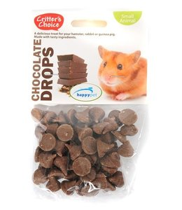 6x critter's choice chocolate snack knaagdier