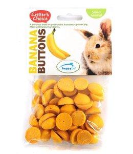6x critter's choice banana buttons