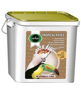 Orlux premium tropical patee vruchtenpatee