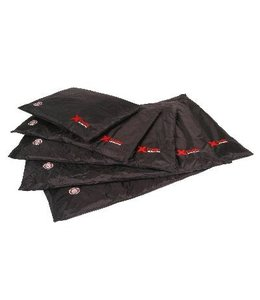 Doggy bagg duvet bench matras x-treme uni zwart