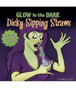 You2Toys Glow-In-The-Dark Penisrietjes