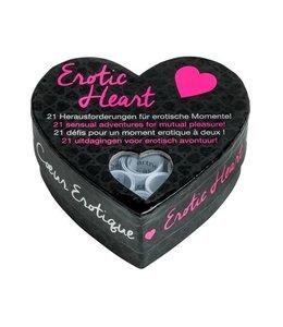Tease & Please Erotisch Hart Mini Spel