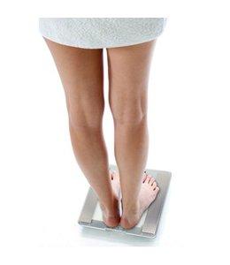 König BMI Personenweegschaal 180 kg Zilver