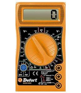 Defort DMM-800 Digitale multimeter