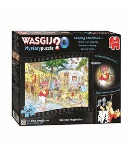 Jumbo Wasgij Puzzel Onrust op de Camping