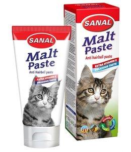 Sanal cat malt haarbalpasta