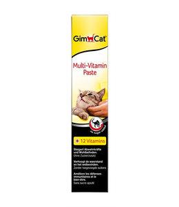 Gimcat multivitaminepasta + 12 vitaminen