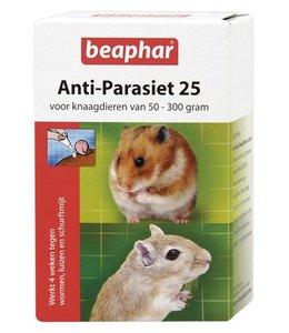 Beaphar anti-parasiet 25 knaagdier