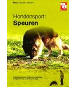 Boek over dieren hondensport speuren