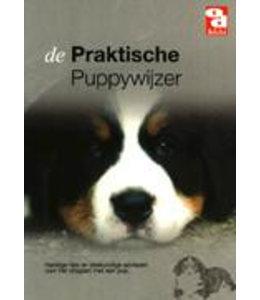 Boek over dieren de praktische puppywijzer
