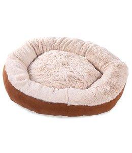 Petcomfort donut beige/bruin