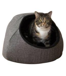 Rosewood kattenmand tweed grijs