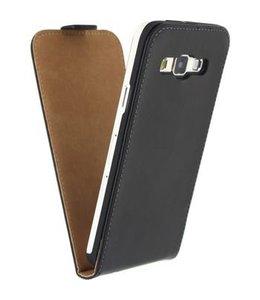 Mobilize Smartphone Classic Flip Case Samsung Galaxy A3 Zwart